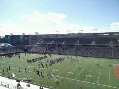 Princeton Stadium, section: 22, row: 31, seat: 8