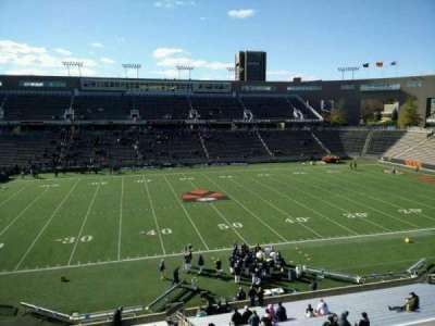 Princeton Stadium, section: 28, row: 25, seat: 5