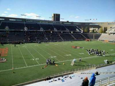 Princeton Stadium, section: 31, row: 24, seat: 16