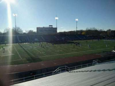 Villanova Stadium, section: NG, row: 25, seat: 1