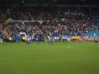Hillsborough Stadium, section: north stand