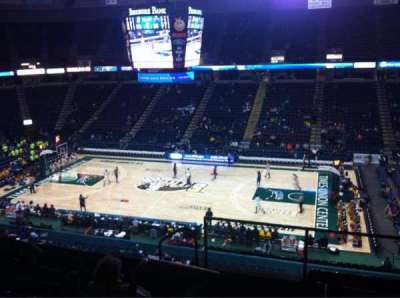 Times Union Center, section: 205, row: F, seat: 15