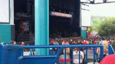 Veterans United Home Loans Amphitheater, section: 205, row: h, seat: 36