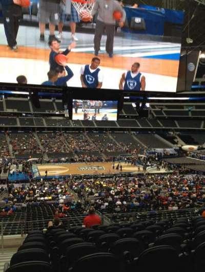 AT&T Stadium, section: C211, row: 10, seat: 15