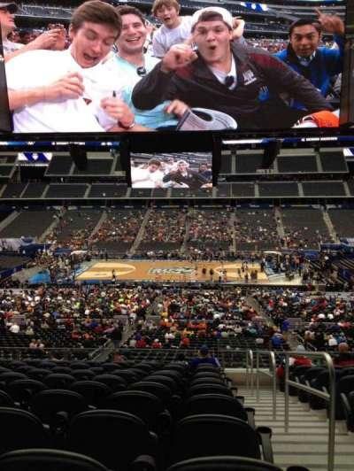 AT&T Stadium, section: C210, row: 12, seat: 9