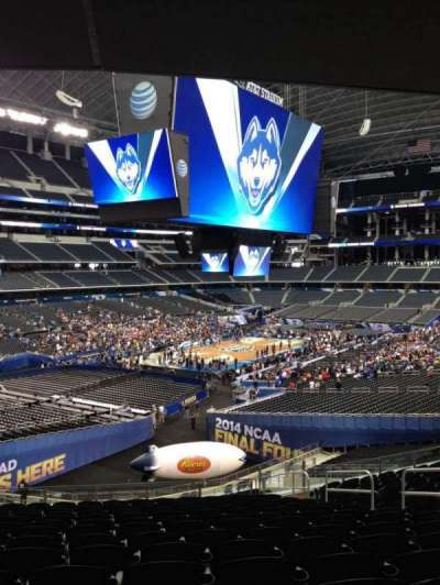 AT&T Stadium, section: 244, row: 11, seat: 2