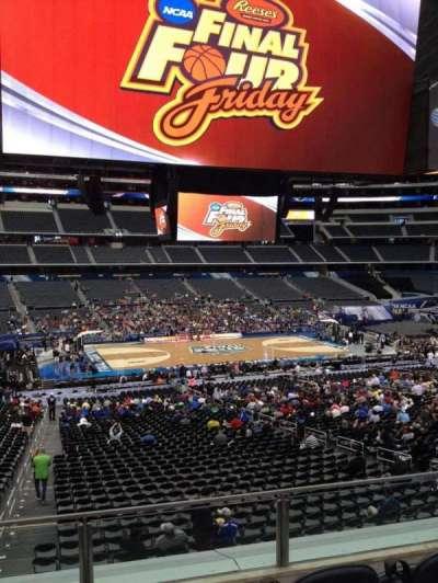 AT&T Stadium, section: C236, row: 7, seat: 5