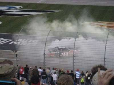 Texas Motor Speedway section 105U
