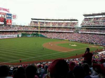 Nationals Park, section: 204, row: l, seat: 16