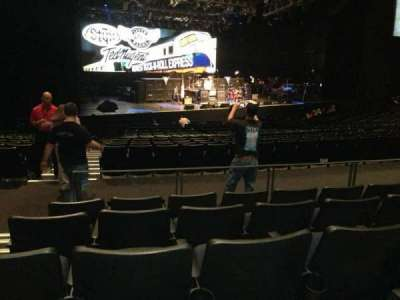 Verizon Theater section 205
