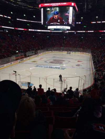 Centre Bell, section: 118, row: R, seat: 14