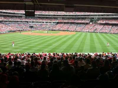 Nationals Park, section: 141, row: X, seat: 6