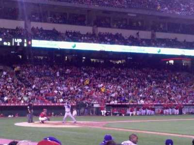 Angel Stadium, section: F125, row: g, seat: 15