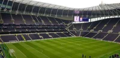 Tottenham Hotspur Stadium section 509