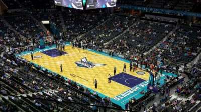 Spectrum Center section 222
