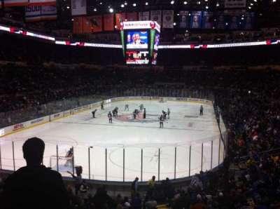 Old Nassau Veterans Memorial Coliseum, section: 223, row: J