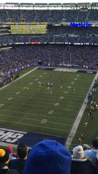 MetLife Stadium, section: 348, row: 11, seat: 14