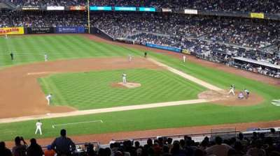 Yankee Stadium, section: 225