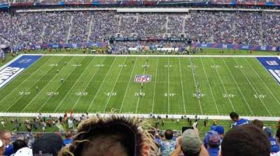 MetLife Stadium, section: 338, row: 12, seat: 12