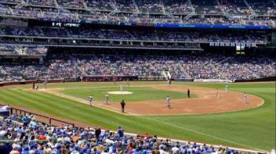 Citi Field, section: 108, row: 31, seat: 1