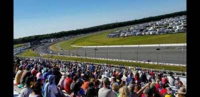 Pocono Raceway, section: 246, row: 44, seat: 1