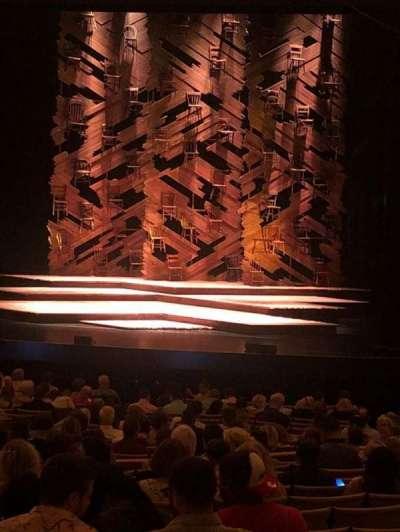 Auditorium Theatre, section: DRS, row: DD, seat: 109
