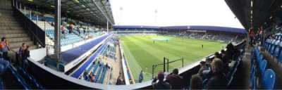 Loftus Road, section: Y2, row: D, seat: 214