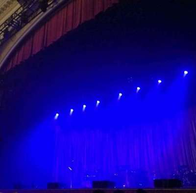 Modell Performing Arts Center, section: Orchestra, row: D, seat: 138