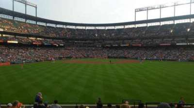 Oriole Park at Camden Yards section 94