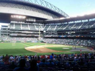 Safeco Field section 142