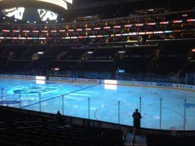 Staples Center, section: 109, row: 17, seat: 1