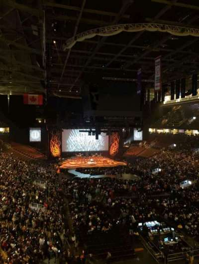 Scotiabank Arena, section: 304, row: 2, seat: 24