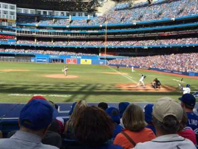 Rogers Centre, section: 125, row: 15, seat: 3