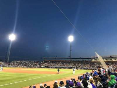 Peoria Sports Complex section 121
