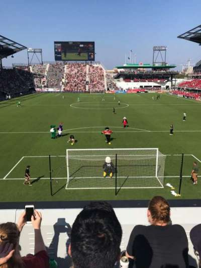 Audi Field, section: 117, row: 11, seat: 20