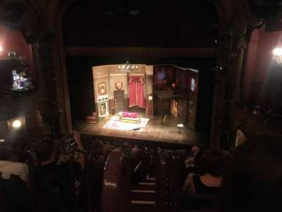 Lyceum Theatre (Broadway) section Mezzanine R