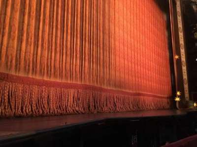 Imperial Theatre, section: Orch, row: AA, seat: 3