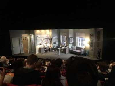 Kirk Douglas Theatre, section: Main, row: K, seat: 115