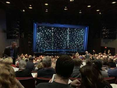 La Jolla Playhouse, section: Orch, row: P, seat: 24