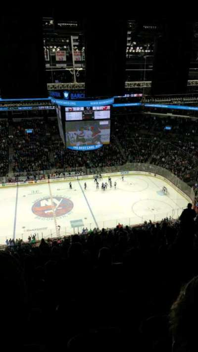 Barclays Center, section: 225, row: 20, seat: 19