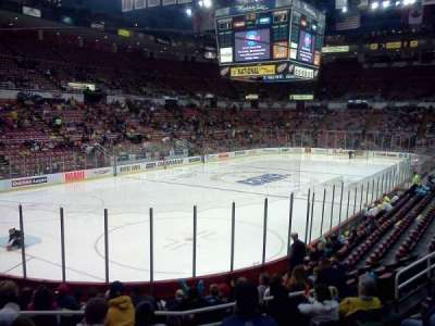 Joe Louis Arena section 112