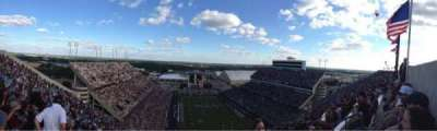 Kyle Field, section: 519, row: 36, seat: 6