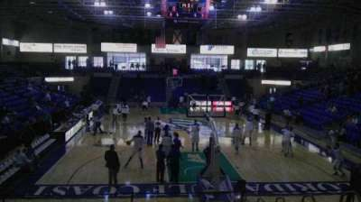 Alico Arena, section: RR