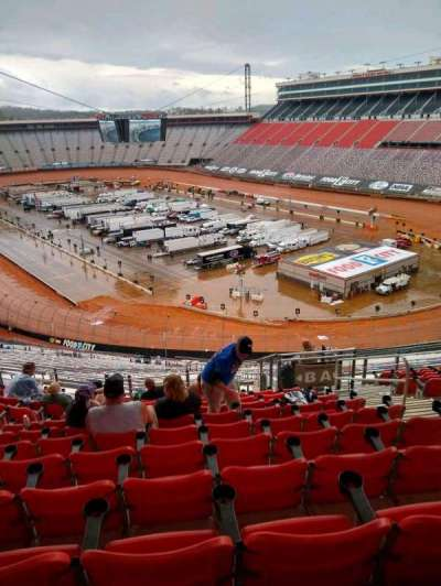 Bristol Motor Speedway, section: A, row: 13, seat: 5