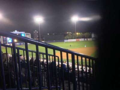 George M. Steinbrenner Field, section: 215, row: C, seat: 18