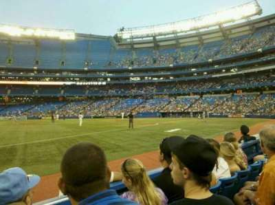 Rogers Centre, section: 130BR, row: 3, seat: 12