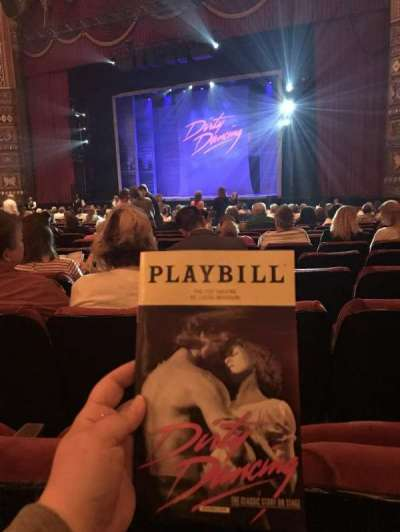 The Fabulous Fox Theatre (St. Louis), section: OR05, row: U, seat: 18