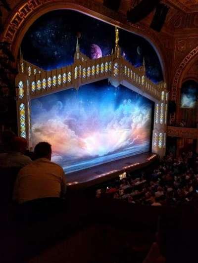 Eugene O'Neill Theatre, section: MEZZL, row: B, seat: 27