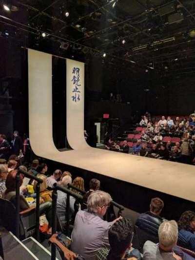 Classic Stage Company, row: E, seat: 213