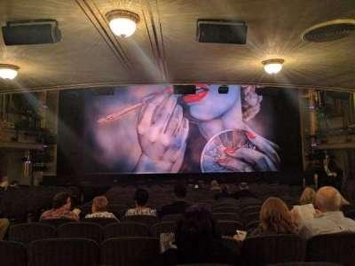 Nederlander Theatre, section: Orchestra, row: Q, seat: 112